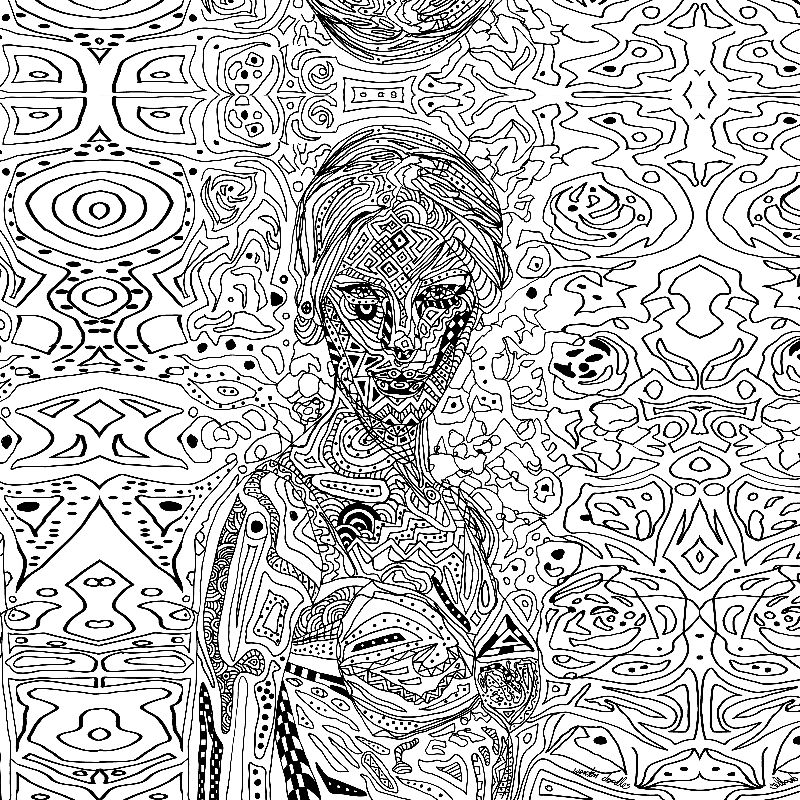 Geometric Goddess