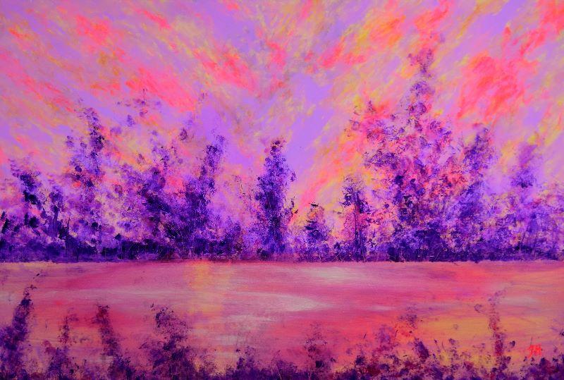 Jane Howarth  Purple Two