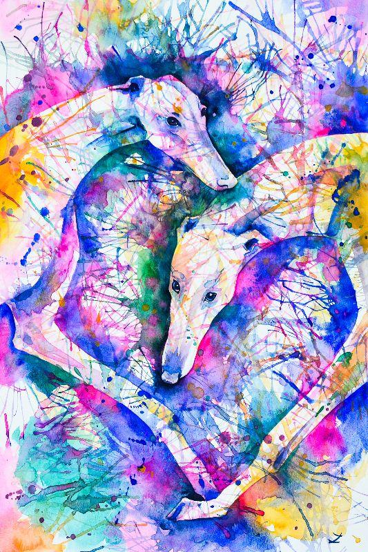 Transcendent Greyhounds