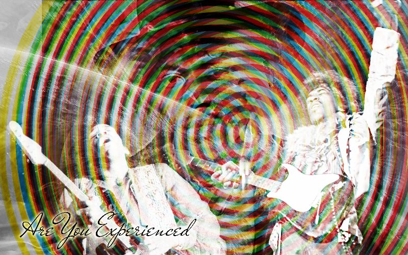 Are You Experienced Moire