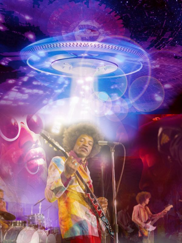 Hendrix Abduction Solo