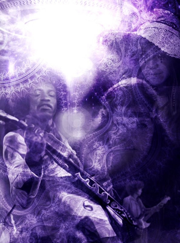 Jimi Comp Purple Haze