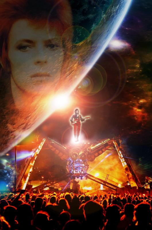 Ziggy Stardust 4