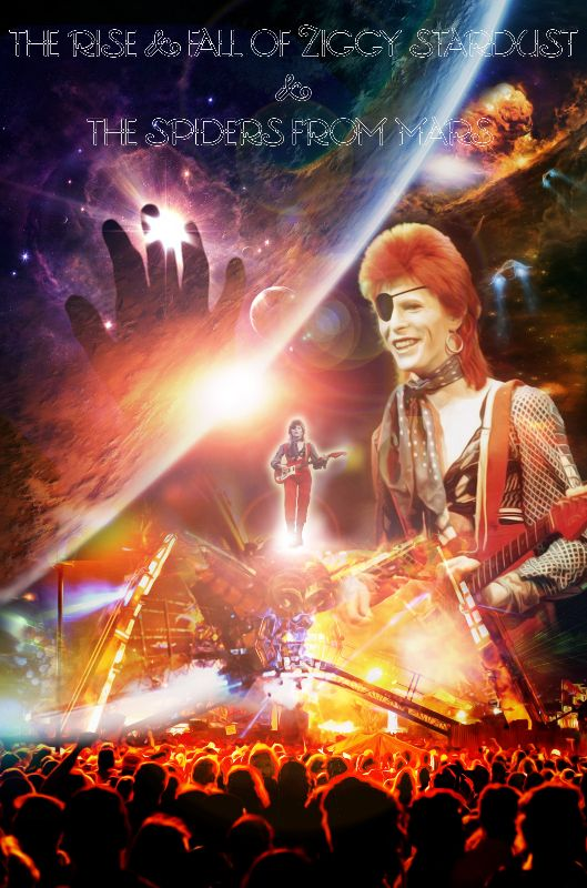 Ziggy Stardust RISEFALL