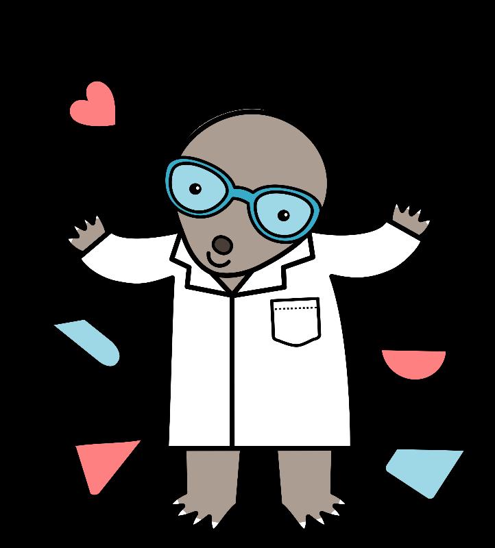I Heart Chemistry Mole