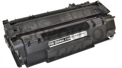 HP Συμβατό TONER HP 49A BLACK