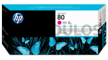 HP PRRINTHEAD  & CLEANER MAGENTA C4822A