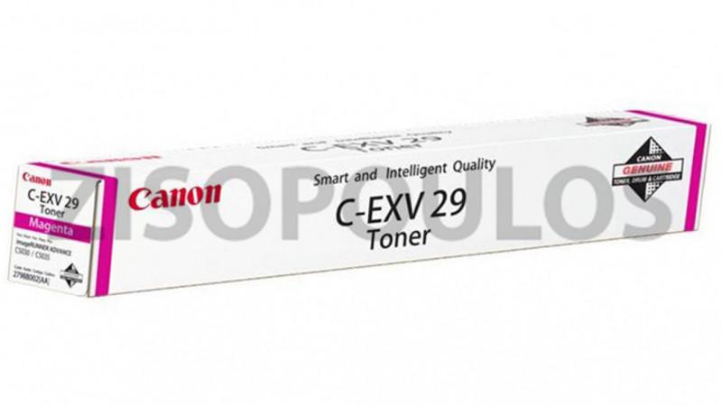 CANON TONER CEXV 29 MAGENTA 2798B002
