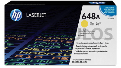 HP TONER CE262A YELLOW