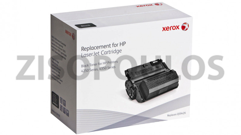 XEROX TONER Q 5942X BLACK 003R99623