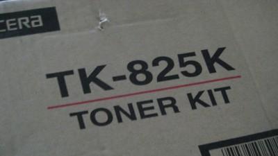 KYOCERA  Toner TK 825 BLACK