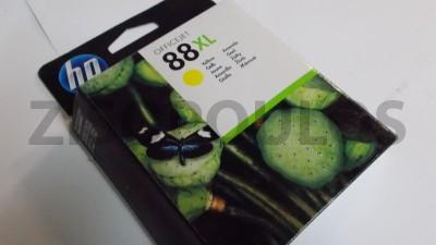 HP INK CARTRIDGE  88XL YELLOW