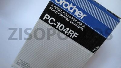 BROTHER  PC 104RF Printer Ribbon