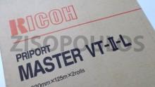 RICOH  VT-II-L PRIPORT MASTER 320MM X 125M