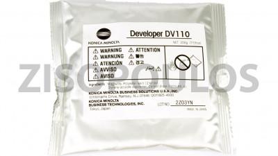 KONICA MINOLTA DEVELOPER DV 110 BLACK 8936488