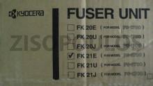 KYOCERA  Fuser Unit  FK-21