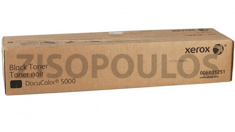 XEROX TONER DC 5000 BLACK 006R01251