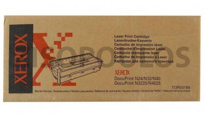 XEROX  TONER 113R00184 BLACK