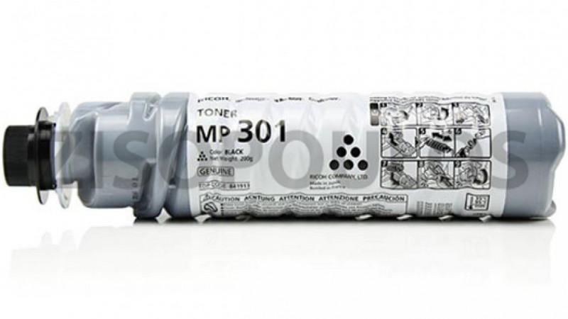 RICOH TONER MP 301E BLACK 842025