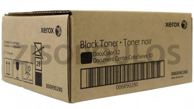 XEROX  TONER 006R90280 BLACK (4 PIECES)