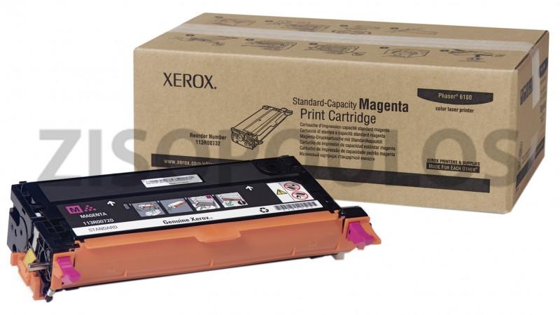 XEROX TONER PHASER 6180MFP MAGENTA 113R00732