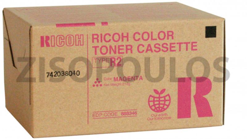 RICOH TONER R2 MAGENTA 888346