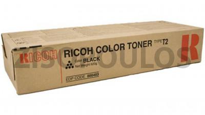 RICOH  TONER TYPE T2 BLACK