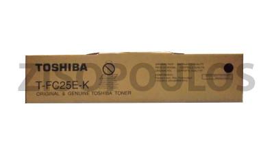 TOSHIBA  TONER TFC25E-K BLACK