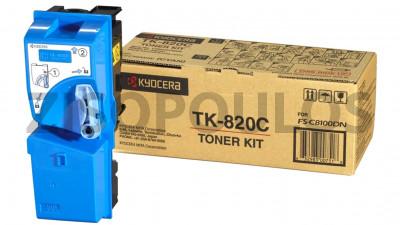 KYOCERA  Toner TK-820C Cyan