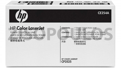 HP WASTE TONER BOTTLE CE254A