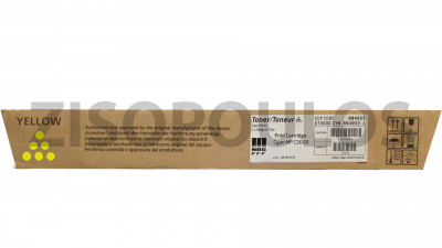RICOH  TONER MPC 3000 YELLOW 884947