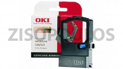 OKI Ribbon Cartridge ML520