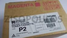 RICOH  Toner Type P2 Magenta