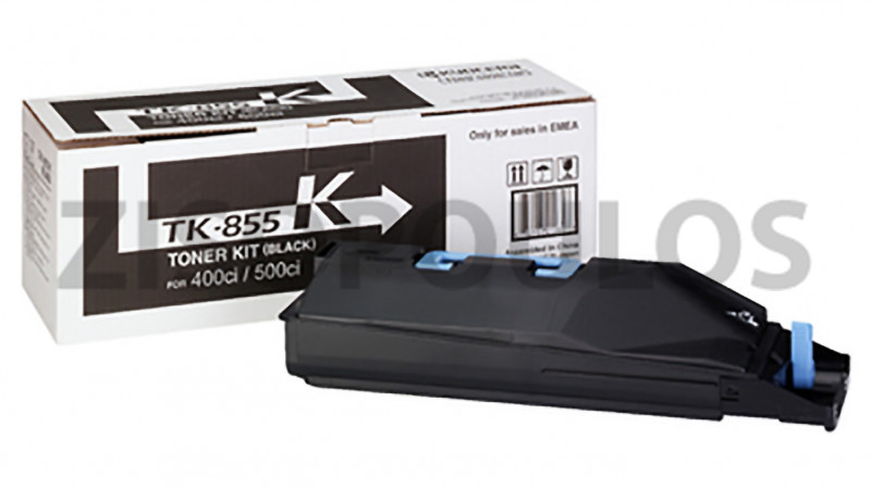 KYOCERA TONER CARTIDGE TK 855 BLACK 1T02H70EU0