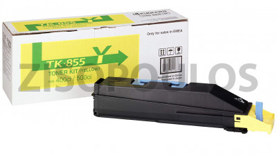 KYOCERA  TONER CARTRIDGE TK-855 YELLOW