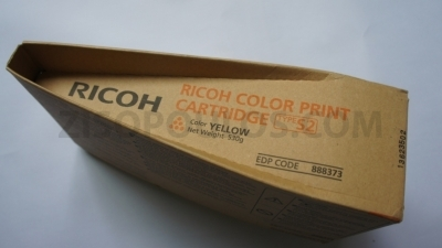 RICOH  Toner S2 Yellow