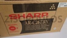 SHARP  Toner Cartridge ARC26TBE Black