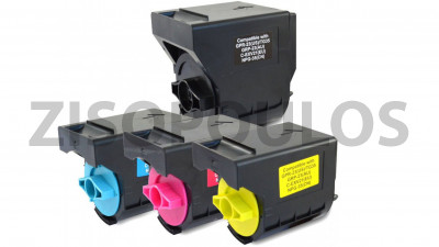 CANON  ΣΥΜΒΑΤΟ TONER CEXV21 YELLOW