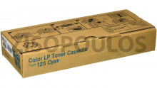 RICOH  Toner Type 125 Cyan