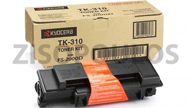 KYOCERA TONER TK 310 BLACK 1T02F80EU0
