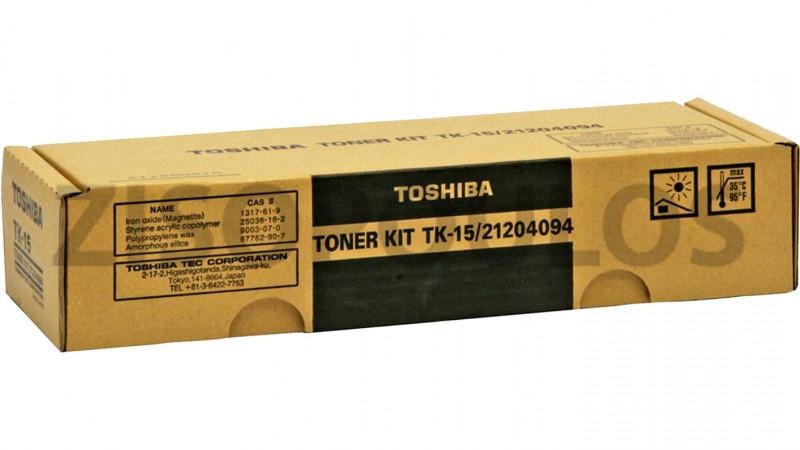TOSHIBA TONER TK-15 BLACK