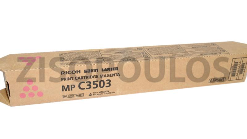RICOH TONER MPC 3503 MAGENTA 841819