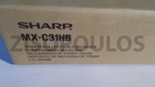 SHARP  Waste Toner Container MXC31HB