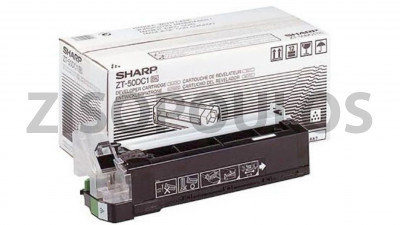 SHARP  TONER CARTRIDGE ZT50DC1 BLACK