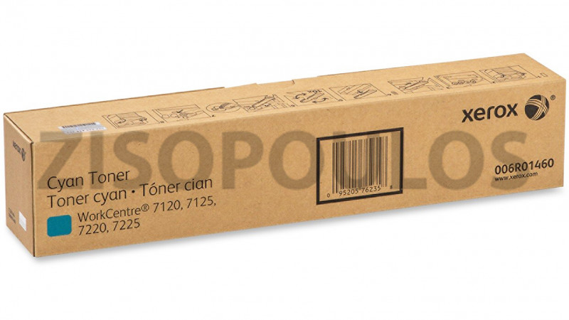 XEROX TONER 006R01460 CYAN