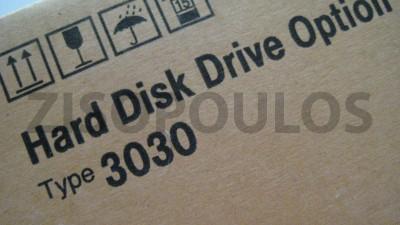 RICOH  Hard Disk Type 3030