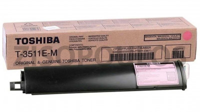 TOSHIBA  TONER T-3511E-M MAGENTA
