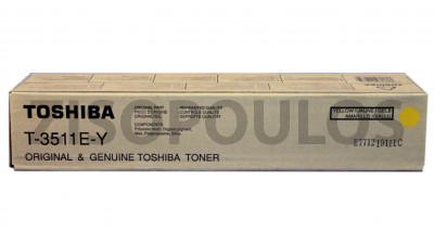 TOSHIBA  TONER T-3511-E YELLOW