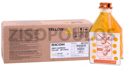 RICOH  TONER MPC 7501 YELLOW 841411