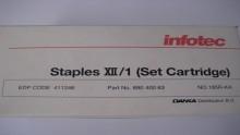 INFOTEC Staple XII/1